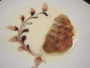 Mul met aardappelschubben